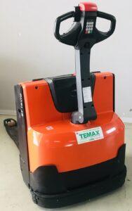 Transpallet elettrico usato - TOYOTA mod. BT LWE 140 - 14 quintali -