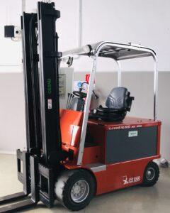 Carrello elevatore elettrico usato CESAB CenTAURO 300 - 30 QUINTALI